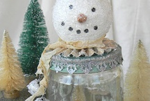 Shabby Chic Holiday Inspiration