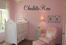 Babies nursery room