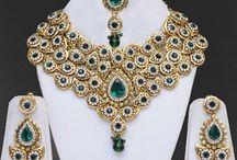 Indian traditional jewels