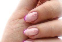 Nails by me / Paznokcie hybrydowe