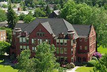 Willamette University / Salem, Oregon, USA