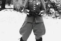 wwii donne uniformi