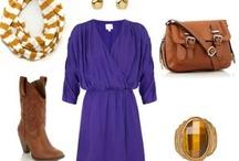 Love Purple. Live Gold.