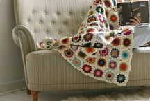 Inspiration :: crochet / knitting / sewing / by Sara Meagher