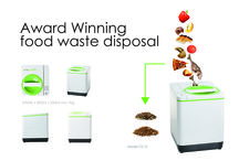 SMART CARA - FOOD WASTE MACHINE / ALL ABOUT SMART CARA FOOD WASTE DISPOSAL, A REVOLUTIONARY PRODUCT THAT REDUCE CARBON FOOTPRINT AND MAKING THE ENVIRONMENT AND THE EARTH A BETTER PLACE