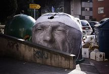 Street Art I love  / by Jessica Oates