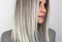 couleure  de cheveux