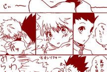 KilluGon / This is yaoi ^^ and this is My life