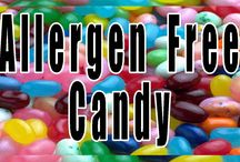 candy / Lets find safe candy for our allergy set. Please read every label every time.