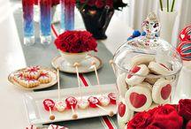 patriotic wedding inspiration / by Rosie Parsons