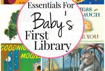 Baby stuff - Books