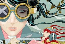 My Favorite Illustrators / by Mark Philip Alger