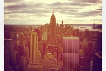 NYC / by Mette Mikkelsen
