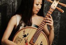 Stringed Folk Instruments