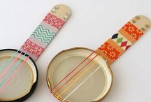 Recycle Art for Kids, Upcycle