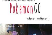 Pokemon & Co / Hier findet ihr alles für kleine Pokemon Fans! :-)