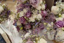 Hochzeit / Blumenschmuck
