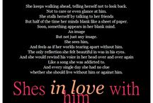 Crush/in love quotes