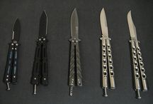 knives/blades / by James Billingsley