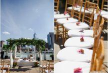 Judith Rae :: Tribeca Rooftop Wedding