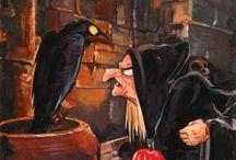 Old hag / by Heather Renee