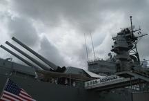 Battleship - USS Missouri