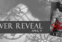 Cover Reveal for Blaze by L. Wilder