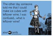 Wine, wine, and more wine