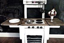 DIY / Detska kuchynka DIY
