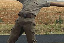 Life of  an officer