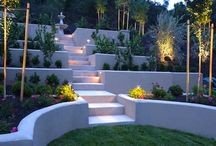Garden design / Garden design is the art and process of designing and creating plans for layout and planting of gardens and landscapes. Garden design may be done by the garden owner themselves, or by professionals of varying levels of experience and expertise.