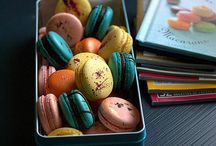 macarons for Zsuzsi