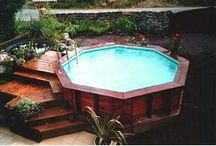 piscine semi enterré