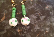 Jewellery I've made  / My handmade jewellery creations