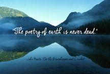 Beautiful Nature Quotes