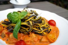 La Mia passione / Es geht um die Liebe zum Essen. Italienisches Essen um genau zu sein. Die Herkunft, die Verarbeitung die Zubereitung und letztendlich die Fotografie. Foodfotografie..meine neue und zweite Leidenschaft.