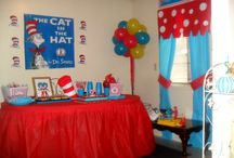 dr seuss party / by Ashlee Peacock