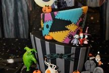 Nightmare before Christmas Baking