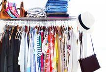 DIY Closet Organization / by Elizabeth Boutique