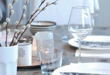 Inspiring Tablescapes - #2 / by Val Drysdale