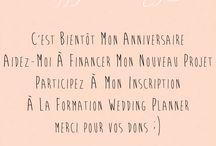 Post-It / www.weddingacademy.fr www.facebook.com/formationweddingexperte