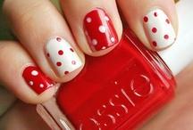 Red & White Polka Dots