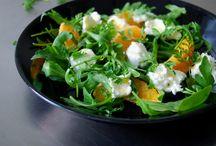 eat more greens / Salad recipes