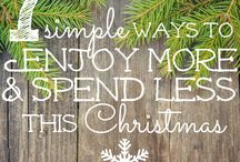 Christmas - Everything Christmas / Christmas decs, gifts, décor, decorating, cooking, table settings and more