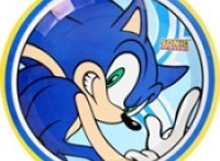 Sonic Birthday Party Ideas, Decorations, and Supplies