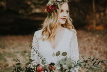 Styled wedding shoot idee