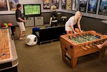 Home inspiration - game room