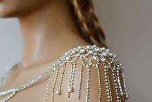 shoulder jewelery