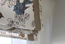 Римские шторы и другие подъёмки