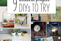DIY projects / by Chelsea Doshan